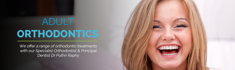 Adult orthodontic clinic in Wigan, Skelmersdale and Ormskirk